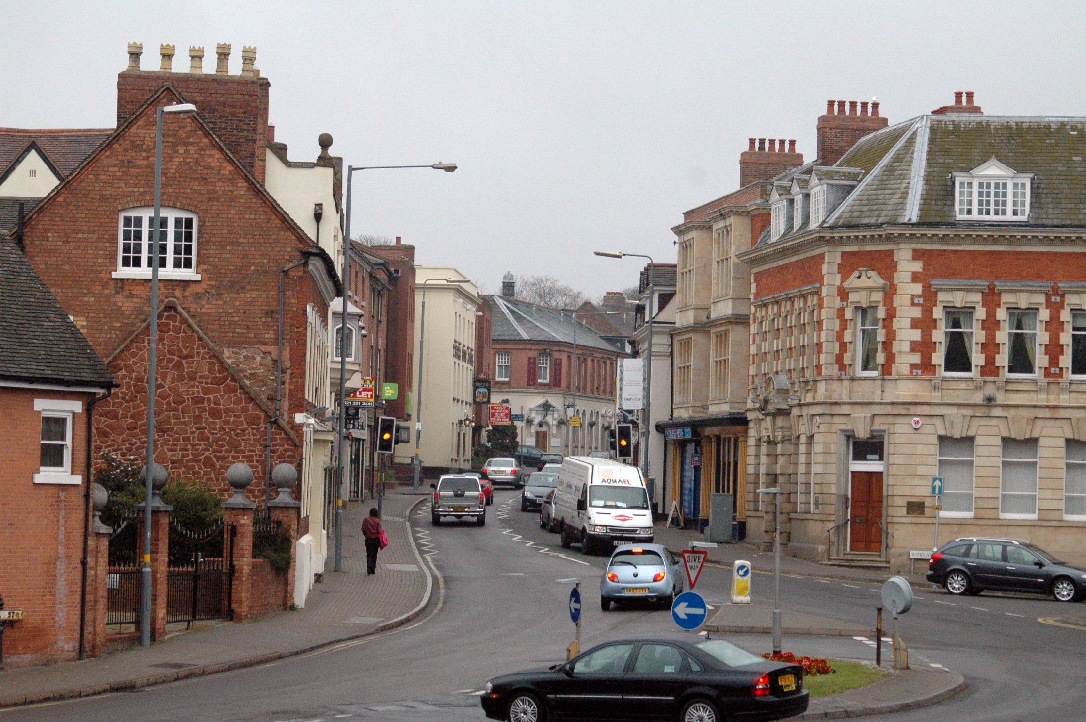 Sutton Coldfield Birmingham