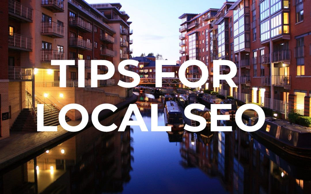 Simple Tips For Local SEO